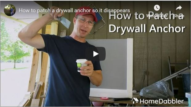 drywall anchor